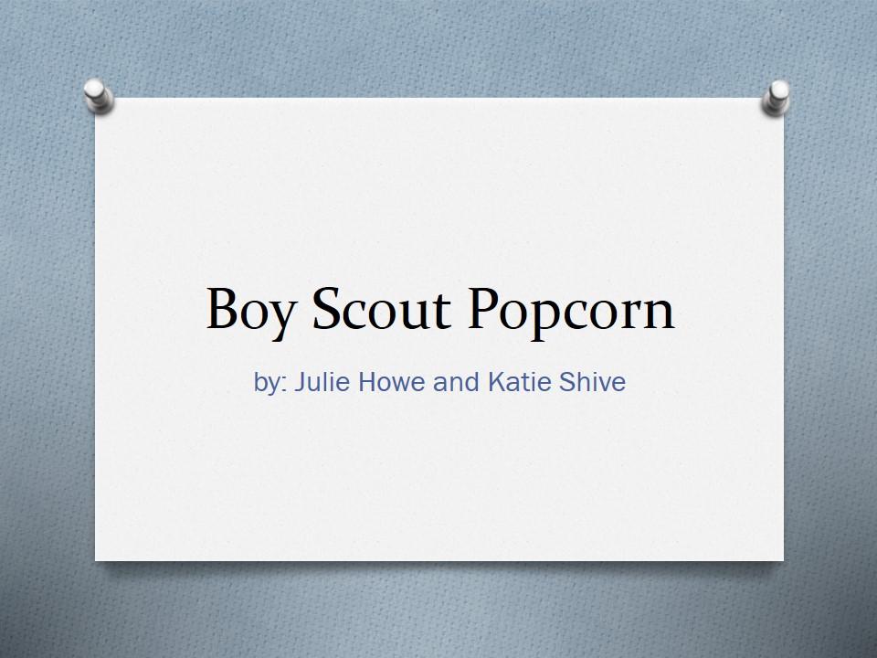 boy scout popcorn order form pdf 2017